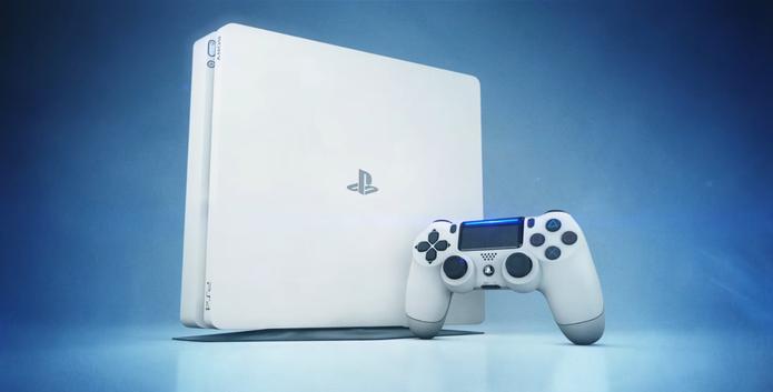 Playstation 4 Slim Vers 227 O Menor Do Ps4 Ganhar 225 Edi 231 227 O
