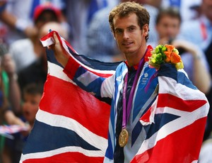 andy murray Tenis wimbledon londres 2012 olimpiadas (Foto: Getty Images)