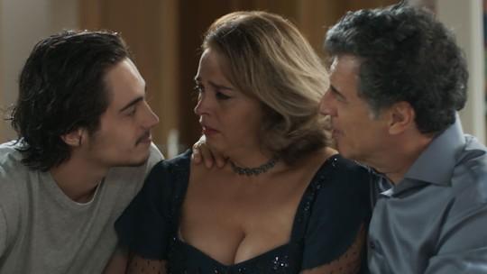 Autora de 'Rock Story' revela que Gilda e Haroldo vão descobrir doença do filho: 'Vai ter muita emoção'