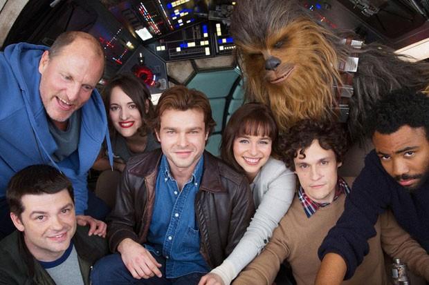 Han Solo (Foto: Reprodução)