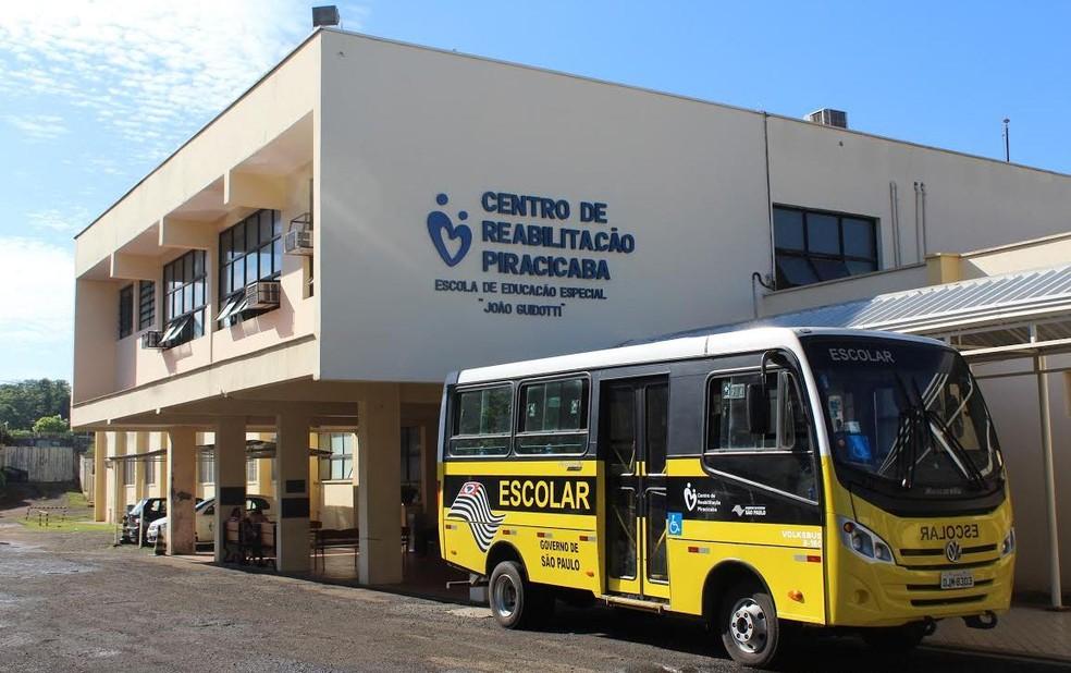 Centro de Reabilitação de Piracicaba (Foto: Comunicação CRP)