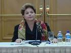 Dilma Rousseff tem encontro com Barack Obama na Casa Branca
