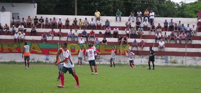 Sertãozinho x Barretos (Foto: Roberto José / Barretos Esporte Clube)