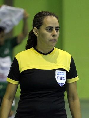 Alane, arbitragem, Copa TVM, Verdes Mares, futsal (Foto: Zé Rosa Filho/Divulgação)