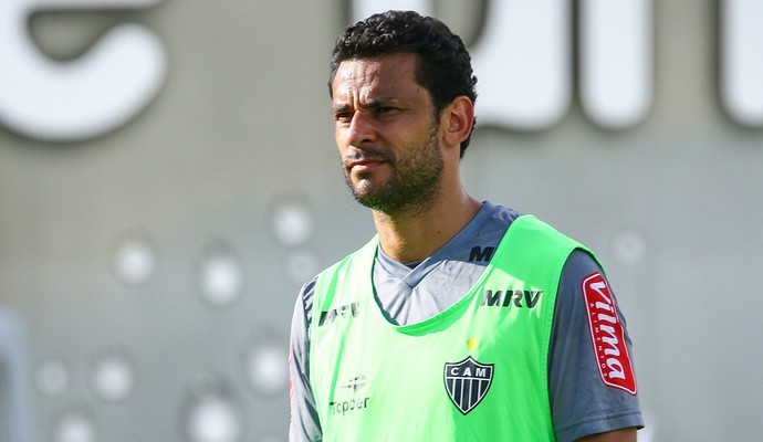 Fred; Atlético-MG (Foto: Bruno Cantini/Atlético)
