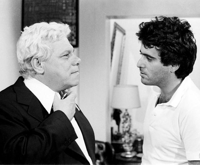 Tony Ramos foi o inesquecível Márcio na primeira versão de de 'O Astro' (Foto: Cedoc / TV Globo)