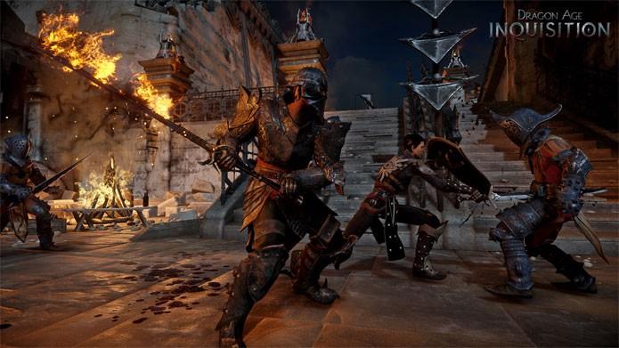 Dragon Age Inquisition é um dos destaques na Xbox Live (Foto: Divulgação)