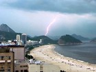 Raios matam 130 pessoas e deixam 200 feridas por ano no Brasil