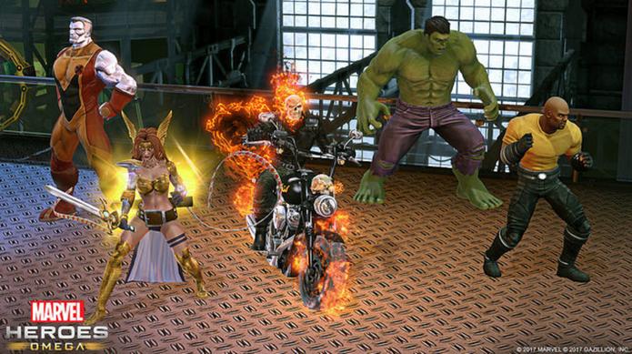 Marvel Heroes Omega: confira o review do game (Foto: Divulgação/Gazillion)
