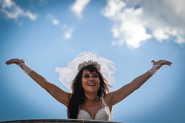 Alessandra Negrini (Foto: Raphael Castello/AgNews)