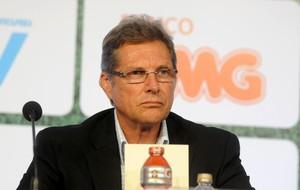 Oswaldo de Oliveira na Footcon (Foto: André Durão / Globoesporte.com)