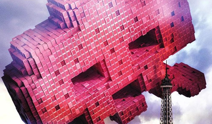 Space Invaders (Foto: Divulgação/Sony Pictures)
