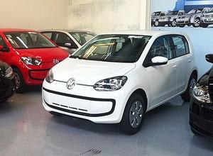 VW up! já está nas concessionárias (Foto: Autoesporte)