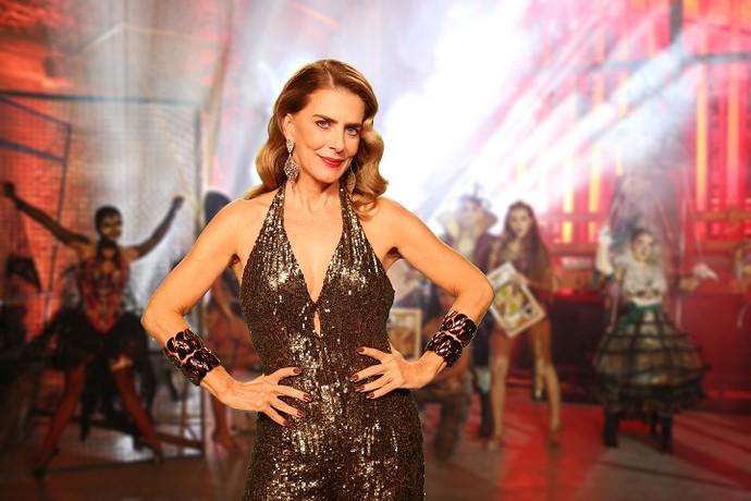 Maitê promete arrasar na nova temporada do quadro (Foto: Carol Caminha/Gshow)