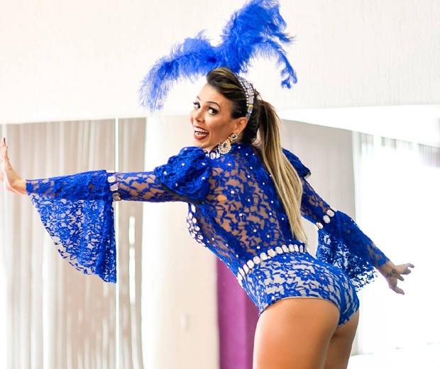 Fabiana Teixeira (Foto: Marco Morais)
