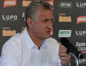 Eduardo Maluf Atlético-MG (Foto: Léo Simonini)
