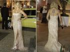 Famosos vão ao casamento de Latino e Rayanne Morais