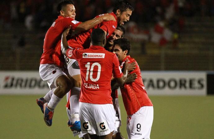 Juan Aurich 2 x 0 San José Libertadores (Foto: EFE)