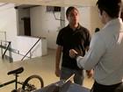 Estudantes da UnB criam bicicleta que carrega celular durante exercício