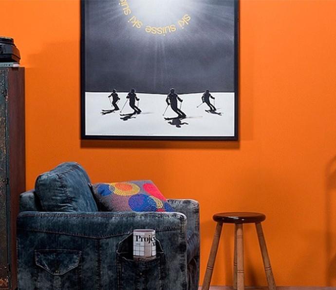 Quer energia? Aposte no laranja (Foto: Divulgação)