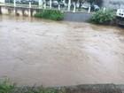 Inmet emite alerta de chuva forte e risco de alagamentos na Serra do Rio