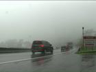Com chuva, movimento nas estradas para o litoral do Paraná é normal