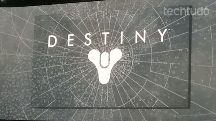 Logo do Jogo  Destiny (Foto: Isadora Díaz /TechTudo)