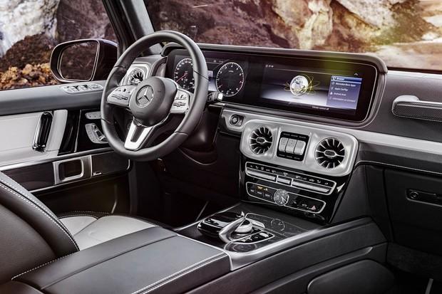 Mercedes-Benz Classe G 2018 (Foto: AutoWeek.nl)