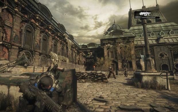 'Gears of War: Ultimate Edition' foi lançado para Windows 10 com suporte a resolução 4K (Foto: Divulgação/Microsoft)