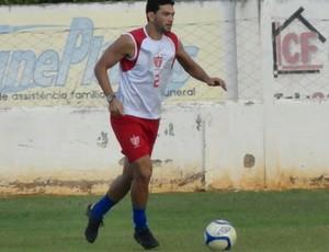 Neto Maranhão, do Potiguar de Mossoró, morreu após sofrer parada cardíaca em treinamento (Foto: Divulgação/Potiguar de Mossoró)