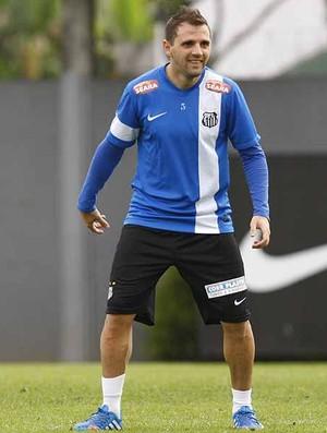 Montillo Santos (Foto: Ricardo Saibun / Divulgação Santos FC)