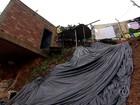 Chuva deixa centenas de pessoas desalojadas em Sabará, na Grande BH