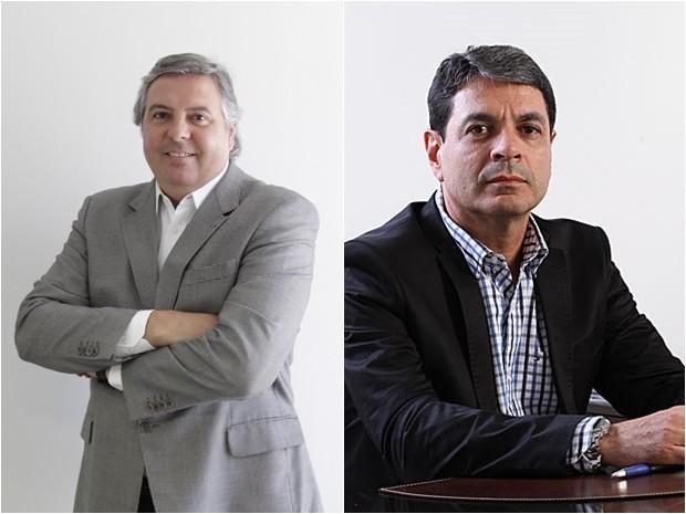 Especialistas revelam expectativas do mercado imobiliário para 2017 em Goiás (Foto: Arquivo Pessoal/Ricardo Teixeira e Ricardo Reis)