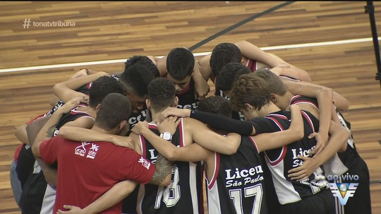Liceu São Paulo e Luiza Macuco são bicampeões da Copa de Basquete