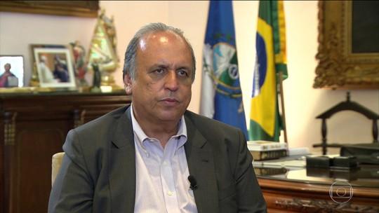PF aponta indícios de pagamento de propina ao governador Pezão, do RJ