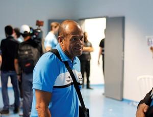Paulo Paixão, preparador físico (Foto: Diego Guichard / GLOBOESPORTE.COM)