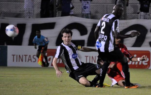 Daniel Paulista, volante do ABC - ABC x Boa Esporte (Foto: Divulgação/ABC)