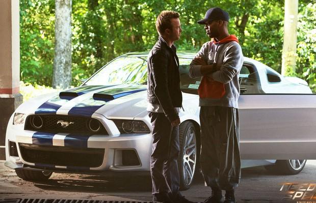 Need For Speed no cinema (Foto: Divulgação)