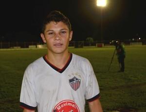 Trem vence o São José por 1 a 0 pelo 'Amapazão' 2013 (Foto: Cassio Albuquerque/GE-AP)
