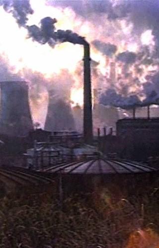 POLUIÇÃO (Foto: TV globo/Malhação)