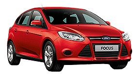 Ford Focus hatch (Foto: Ford)