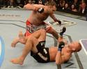 Arrasador, Napão nocauteia Dave Herman com 17 segundos de luta