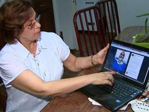 Mãe criou campanha na rede para arrecadar dinheiro para viagem (Foto: Ely Venâncio/EPTV)