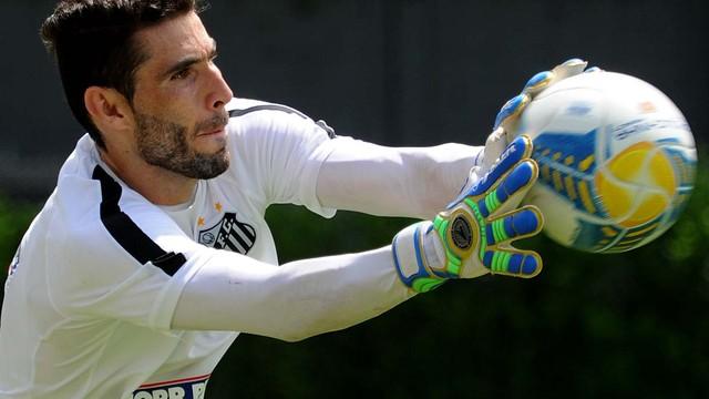 Vanderlei quer Santos ofensivo para vencer o clássico (Foto: Ivan Storti)