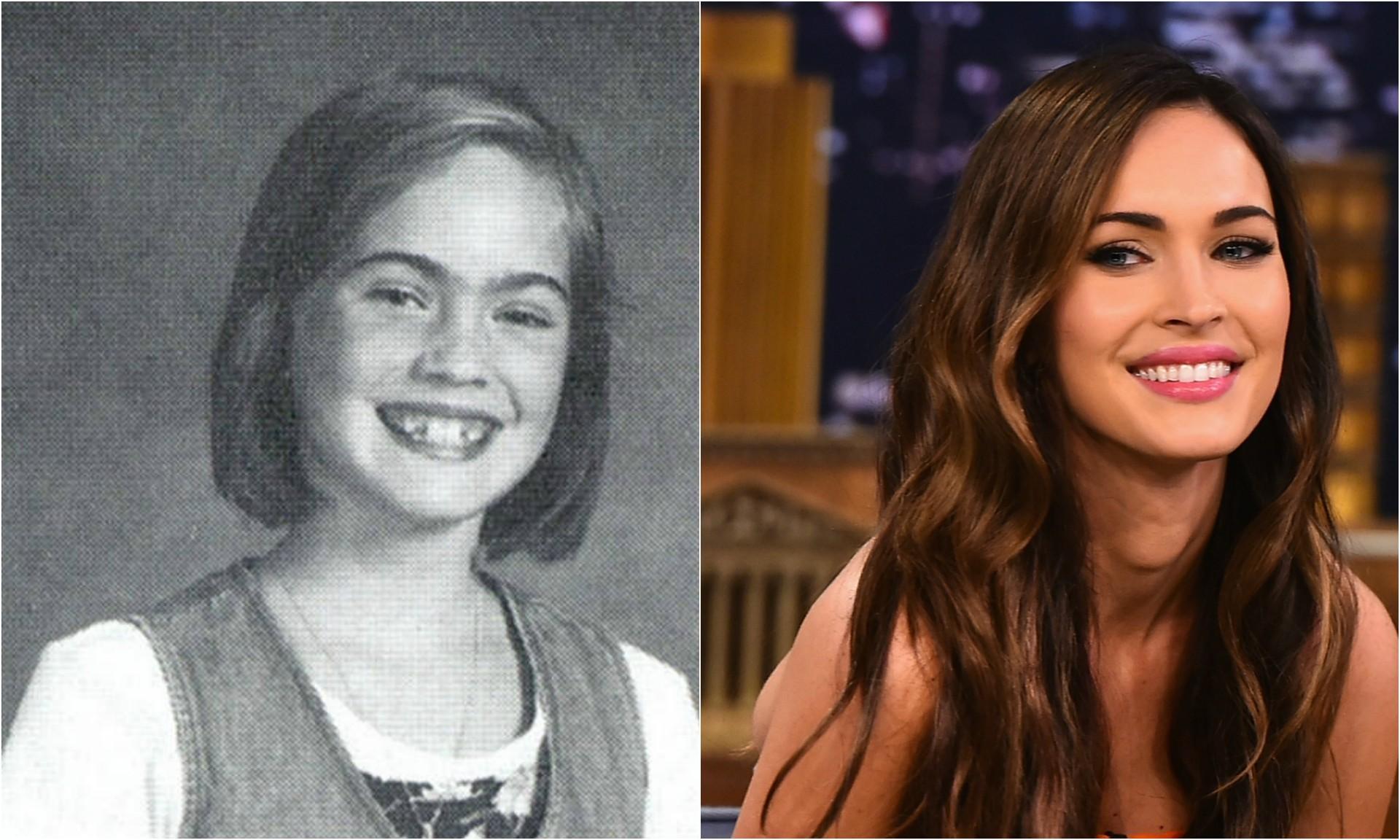 Megan Fox. (Foto: Reprodução e Getty Images)