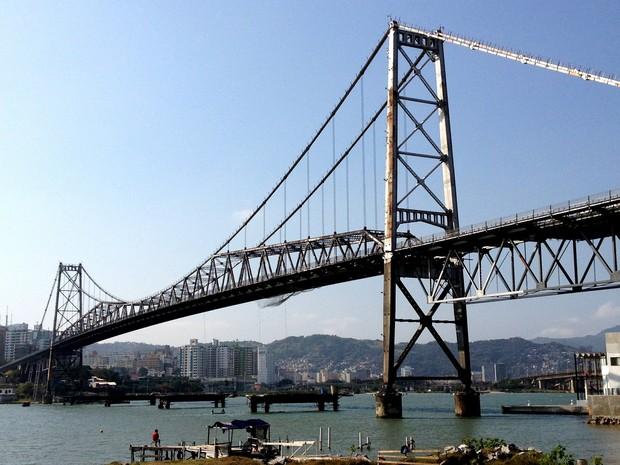 Florianópolis é a única cidade do país na lista da revista  (Foto: Lisandra Nienkoetter/G1)