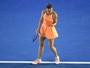Sharapova crava 21 aces e derruba fenômeno suíço no Aberto da Austrália