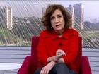 Miriam Leitão comenta nova proposta de ajuda aos estados