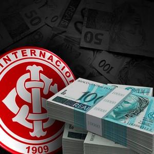 Carrossel finanças Internacional (Foto: GloboEsporte.com)