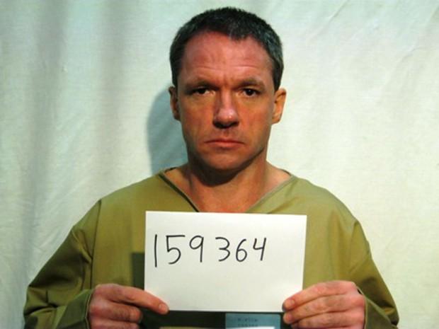Robert Vick não aguentou frio de -20ºC e pediu para voltar para a prisão (Foto: Kentucky Department of Corrections/AP)
